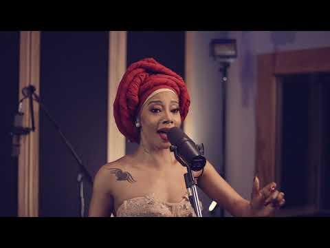 Kelly Khumalo - Empini (Studio Session)