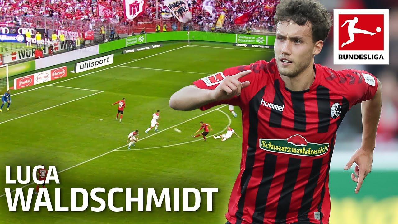 Luca Waldschmidt - Top 5 Goals