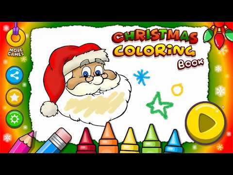 Christmas Coloring Book Apps On Google Play