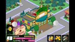 Simpsontapped Out Springfield Downs