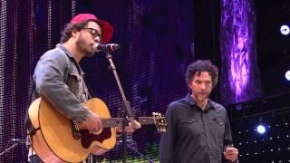 Amos Lee - El Camino (Live at Farm Aid 2013)