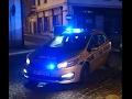 Policja Alarmowo ulicami Bielska-Białej