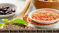 Best 15 Food Rich in Folic Acid