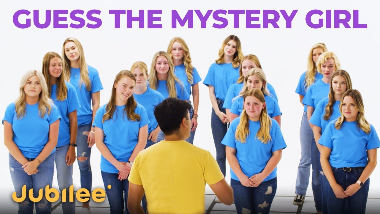 Download Frat Bro Tries to Uncover the Secret Blonde Girl | One of a Kind
