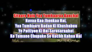 Ye Kahaan Aa Gaye Hum Karaoke