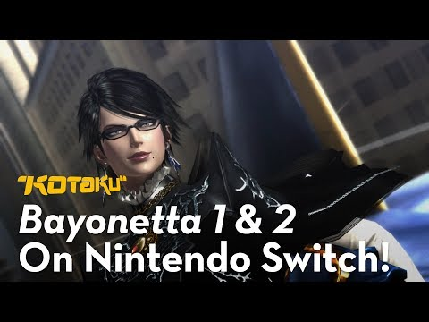 I Answered 18 Of Your Questions About Bayonetta 1 & 2 For Nintendo Switch