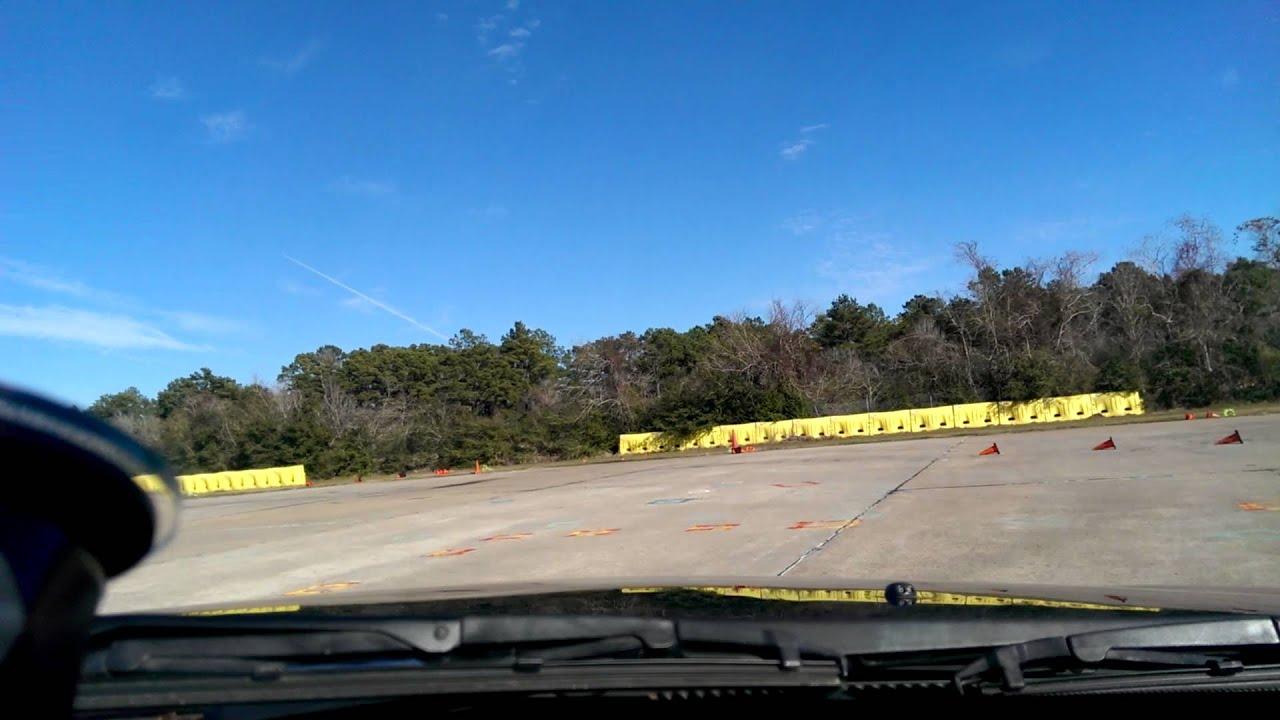 Houston Police Academy Autocross 1 17 16 Bmw Cca Youtube