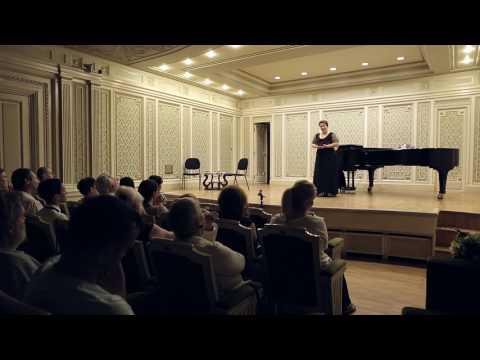 Regnava nel silenzio de Lucia di Lammermoor de Donizetti - ANNA MIRESCU -Soprano -