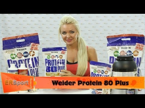 Weider Protein 80 Plus Спортивное питание (ERSport.ru)