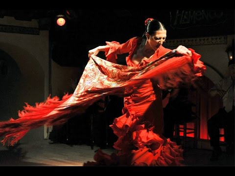 DanceU No#2 Flamenco