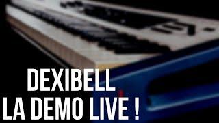 DEXIBELL H3 H7 P7 S7 Vivo - Demo Live in negozio da Ceccherini, Firenze.