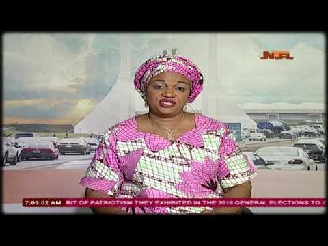 GoodMorning Nigeria 18th Mar 2019 Mp3