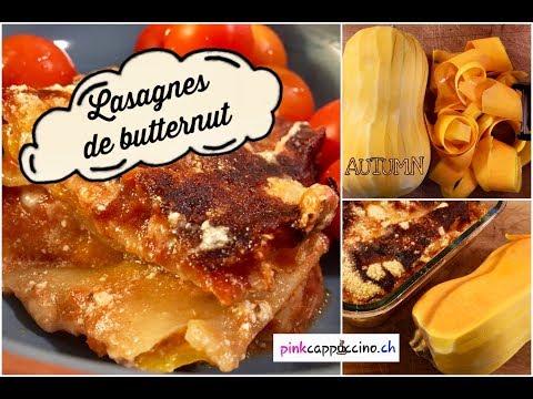 ♡-lasagnes-à-la-butternut-♡-#végé