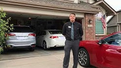 Programming the garage door to your Acura - Lessons with Leo - Courtesy Acura - Littleton Colorado