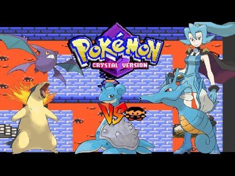 Pokémon Crystal #11: Último Ginásio de Johto, Dragon's Den e a Union Cave Week Event!