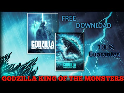Download How to Download GODZILLA KING OF THE MONSTERS 2019 (Monstersverse)