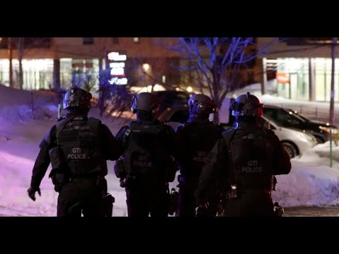 Six dead in Quebec City mosque shooting