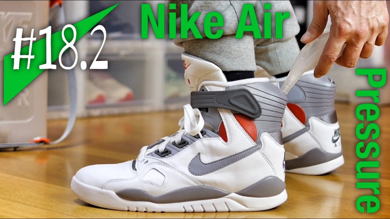 aec63777c4fb 18.2 - Nike Air Pressure Retro 2016 - on feet - sneakerkult - YouTube