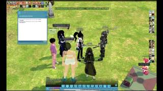 Lusis VS Alucardmetal   Then Dark Vs Relinos  ~  Mabinogi fights