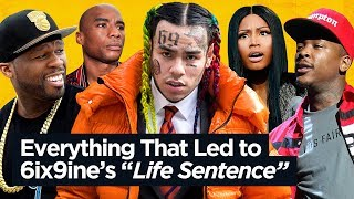 Everything That Led to 6ix9ine\'s Possible Life Sentence