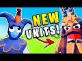 TABS FIRST PERSON IS OUT! New SECRET Units - Jester, Ullr, Vlad - Totally Accurate Battle Simulator
