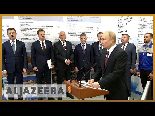🇷🇺🇺🇦 Russia marks five years since annexation of Ukraine's Crimea | Al Jazeera English