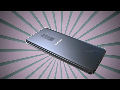 Galaxy S9 Release date - Samsung Under Screen Selfie Cam - Twitch Takes on Youtube