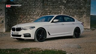 BMW 5 Series 2017 review
