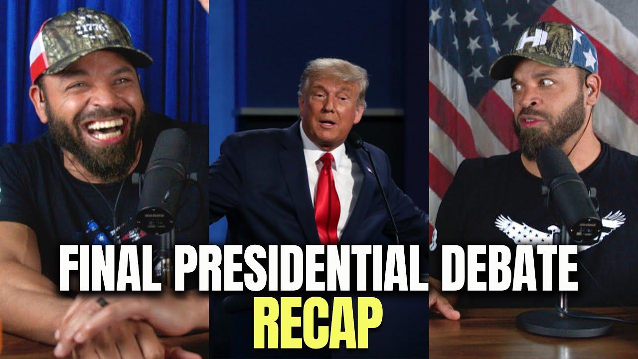 Final Presidential Debate Recap