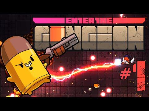 Saturday Something - Enter the Gungeon - #1 - Extreme Gungeoneering