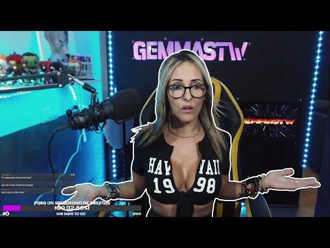 Gemma Trujillo se enoja porque la ACUSAN de MOSTRAS sus T3TAS