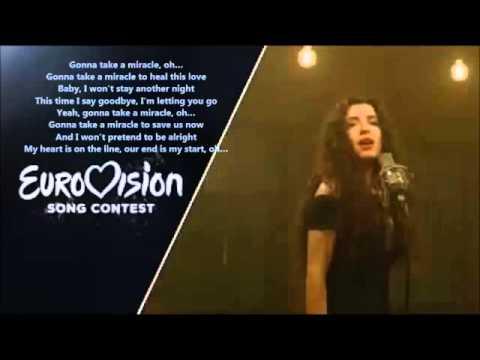 Samra - Miracle Lyrics Azerbaijan 2016 Eurovision song contest