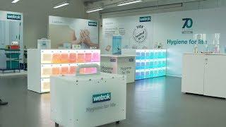 Wetrok AG - Hauptsponsor SwissSkills 2018