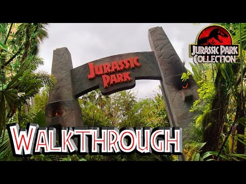 Welcome to Jurassic Park - Universal Studios Florida