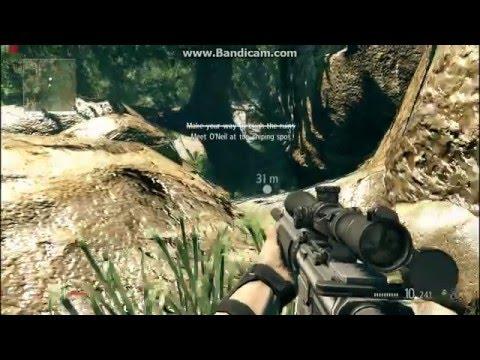 Sniper: Ghost Warrior PC Game Start w/ Intro & New Profile