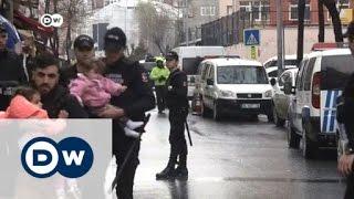 تركيا.. مقتل متشددتين هاجمتا مركزا للشرطة | الأخبار