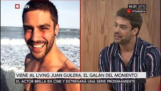 Tarde XTRA: Entrevista a Juan Guilera