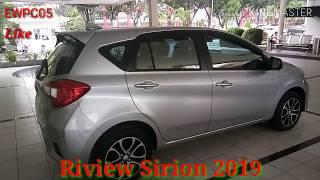 Review Sirion MT 2019 - EWPChanel05 #Daihatsusirion