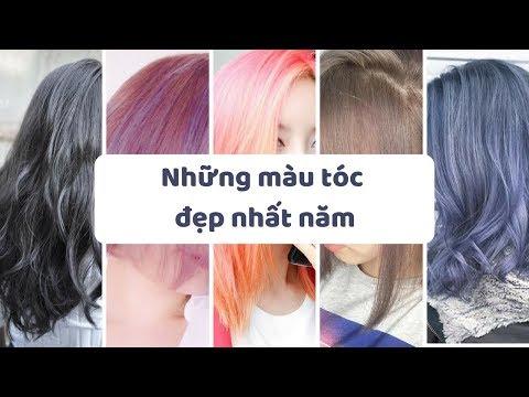 Những màu tóc hot nhất năm - ngắm là muốn nhuộm