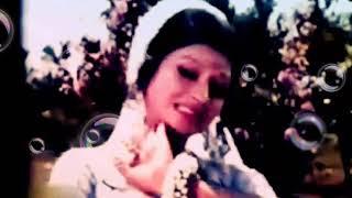 Songs - Haatome Kajraa Kajraa Mei - Singer: Nahid Akhtar - Film: ANARI (1975)