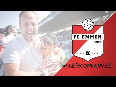 FC Emmen #1: de eredivisiedroom komt uit