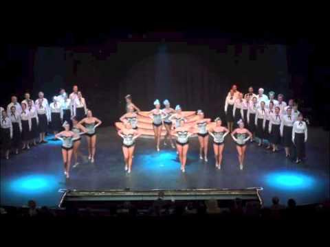 Annie performance - Rockettes