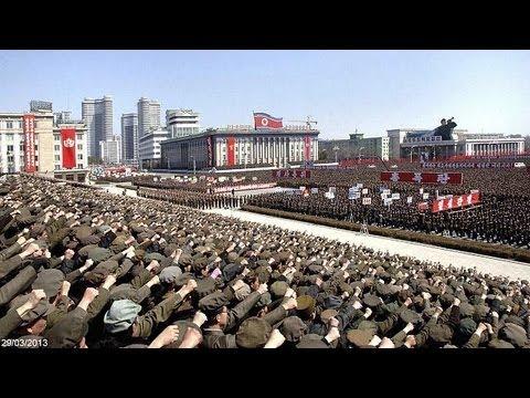 Kuzey Kore'nin askeri gücü