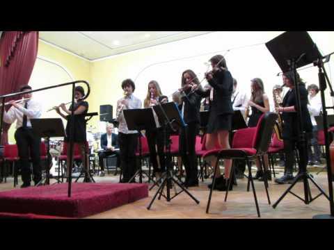 Concert de jazz, n°1 Le temps des gitans, Collège de Monségur
