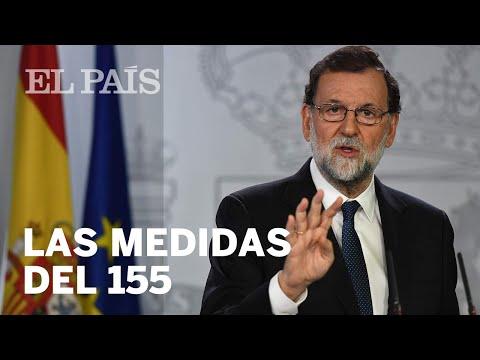 Download Youtube: El Gobierno aplica el artículo 155 para destituir a Puigdemont y sus consejeros | España