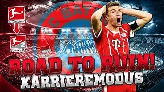 BAYERN ABSTIEG UNMÖGLICH?! 🤔 ⚽ FIFA 18 Karrieremodus Bayern München Road to Ruin #01