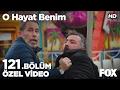 Mehmet Emir, Sermet'in Bahar ve Ateş'e zarar vermesini önlüyor! O Hayat Benim 121. Bölüm