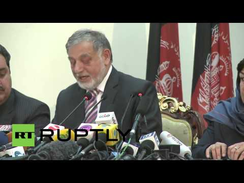 Afghanistan: Presidential election headed for second round