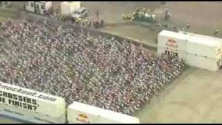 Start eerste heat Red Bull Knock Out 2008