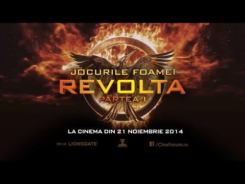 Jocurile Foamei: Revolta - Partea 1 (The Hunger Games: Mockingjay - Part 1) - Trailer 4 - 2014